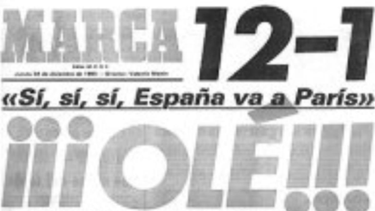 Spagna Malta 12-1