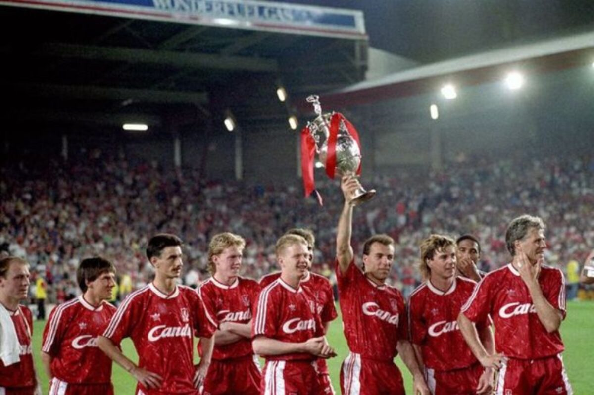 liverpool campione 1990
