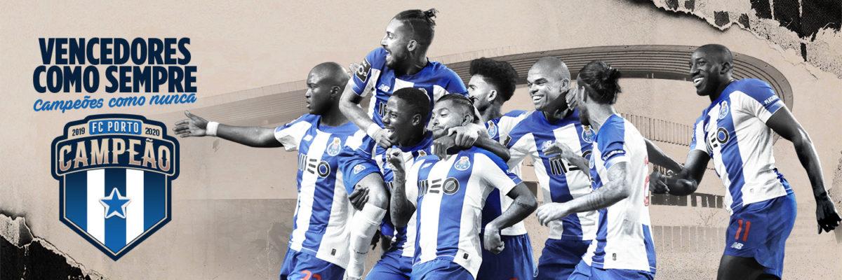 Porto campione 2020