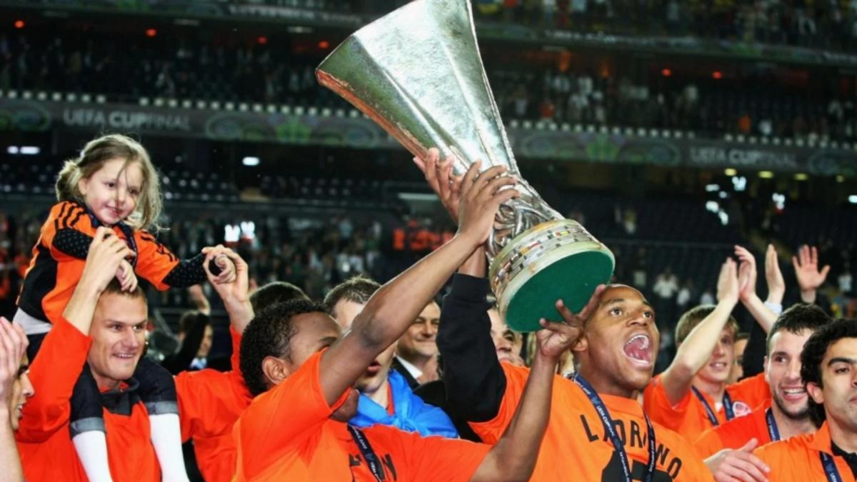 shakhtar donetsk ultima Coppa UEFA