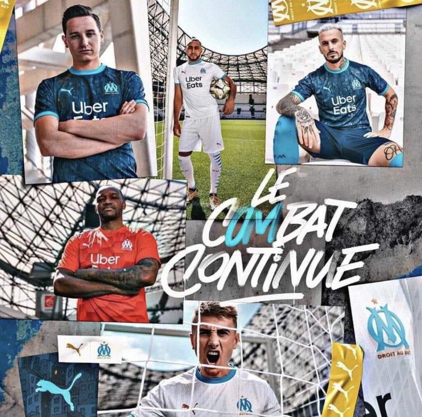 ligue 1 marseille kit