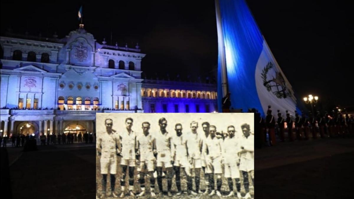 debutto nazionale Guatemala