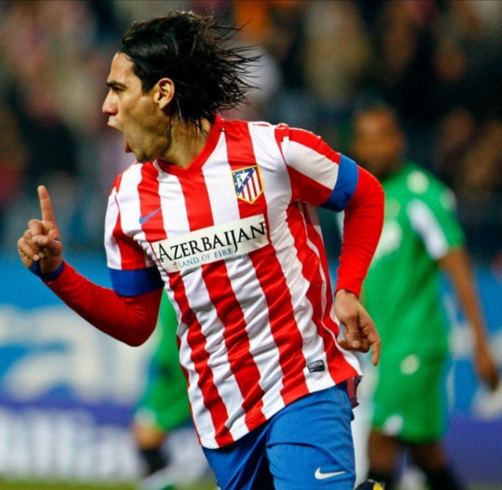 Falcao Atletico Madrid