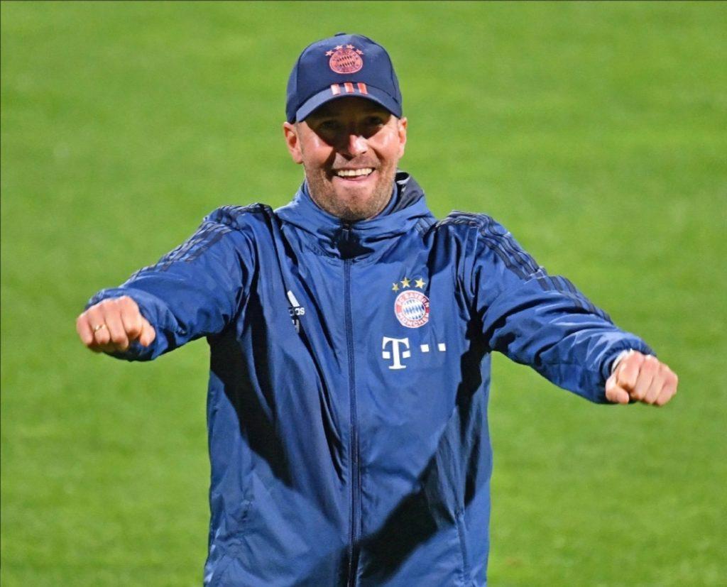 Hoeness ai tempi del Bayern