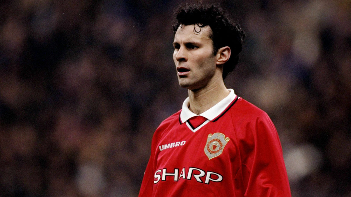 Ryan Giggs personale