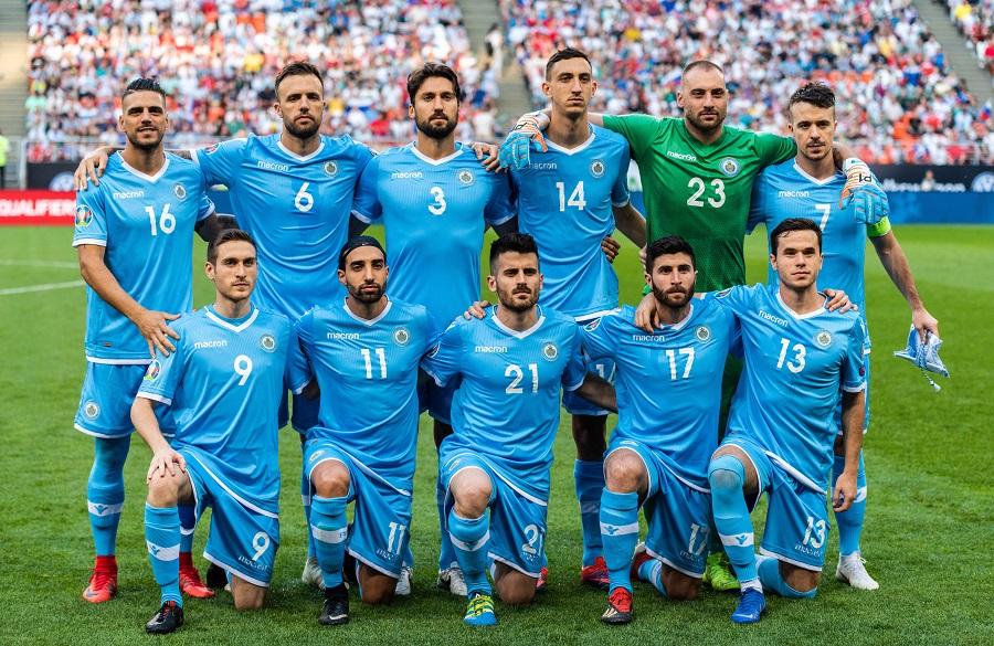 Nazionale San Marino vittoria