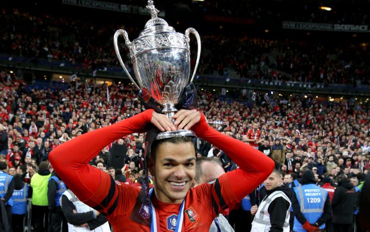 Ben Arfa ed il Rennes hanno appena vinto la coppa di Francia 2020