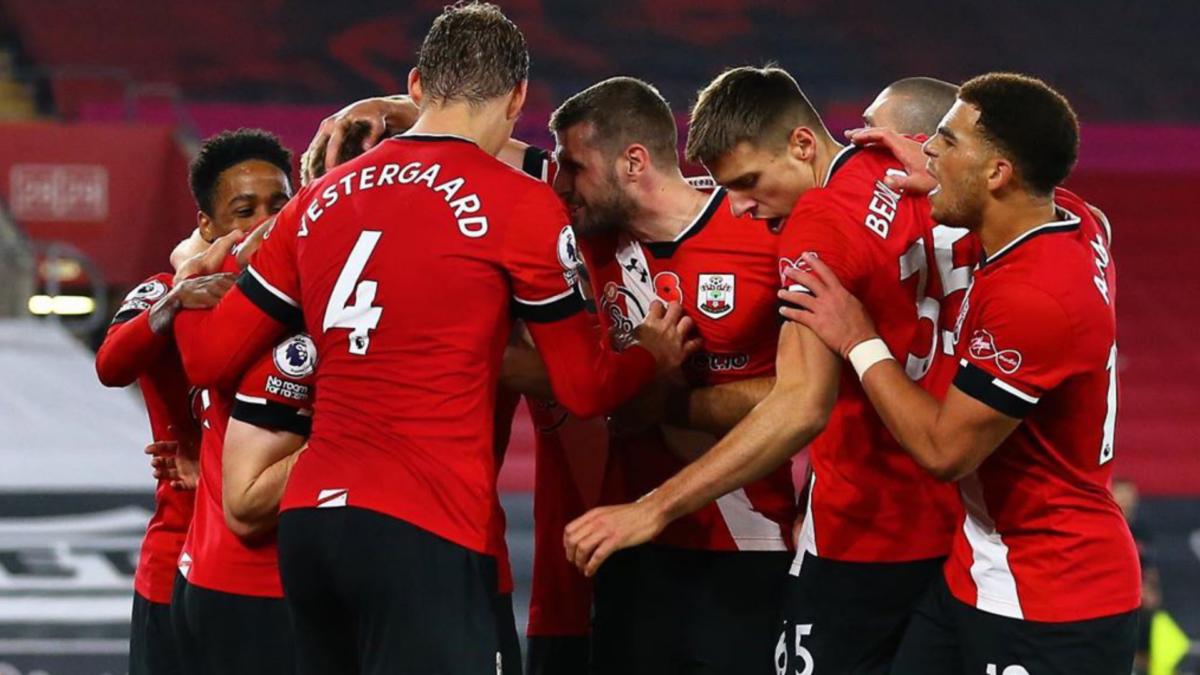 Saints pazienza al Southampton