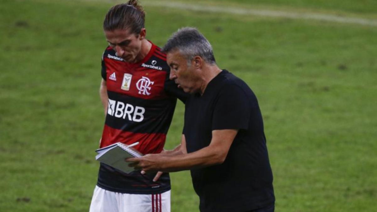 Domenec Torrent fallimento Flamengo