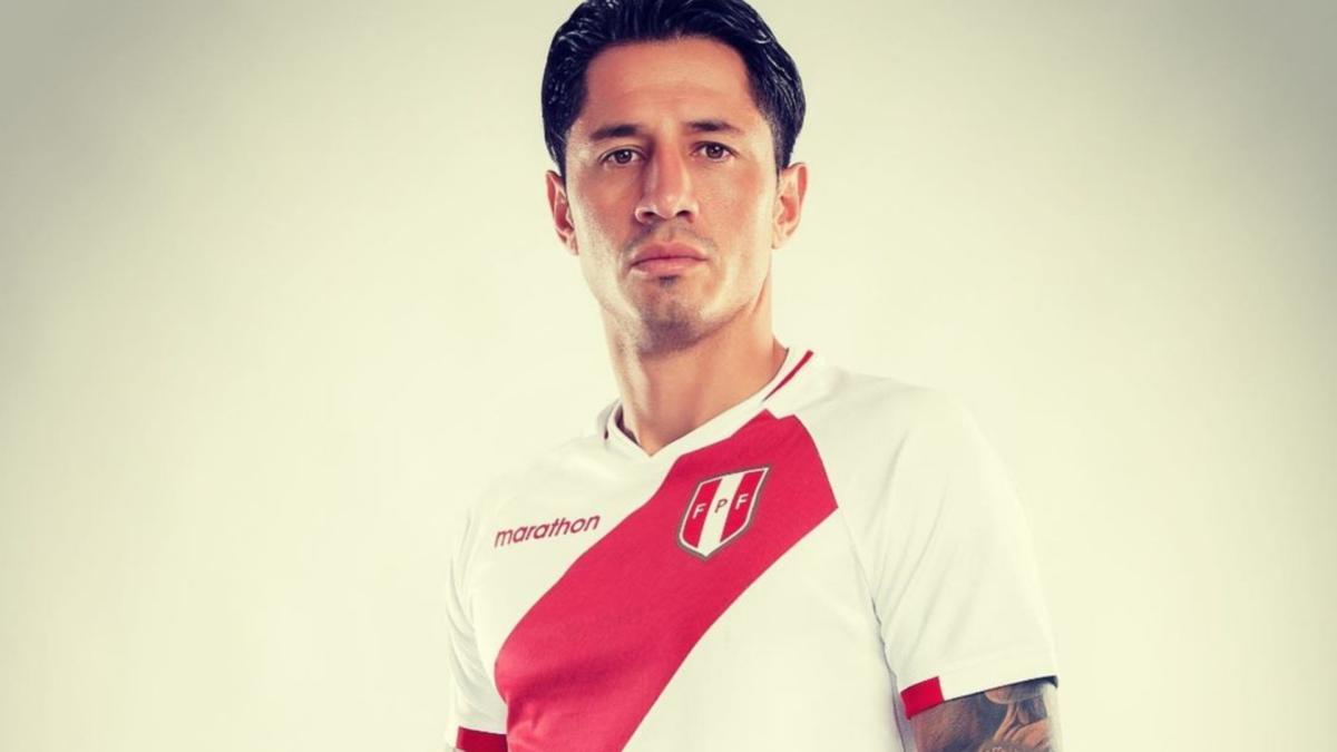 Gianluca Lapadula Perù