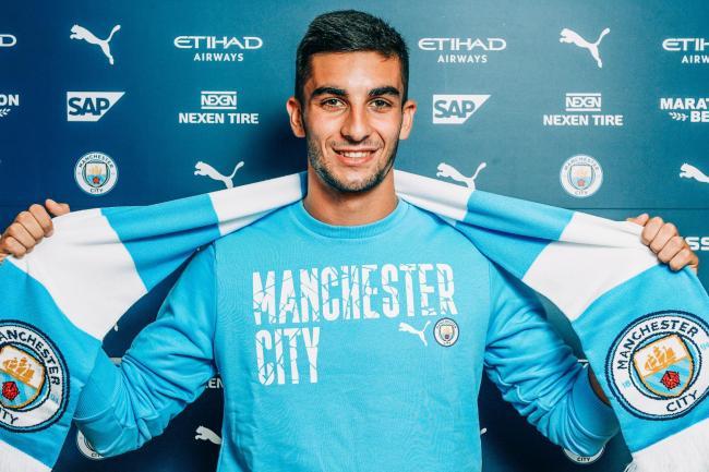 Ferrán Torres e il City, un rapporto appena sbocciato.