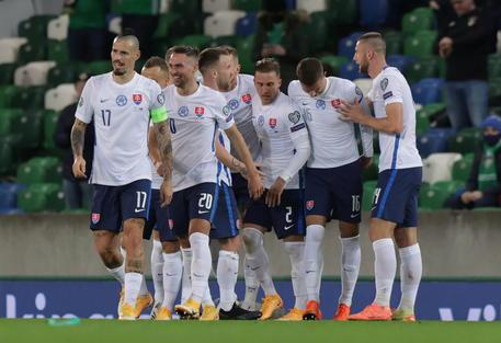 Slovacchia Europei goal Michal Duris eroe serata