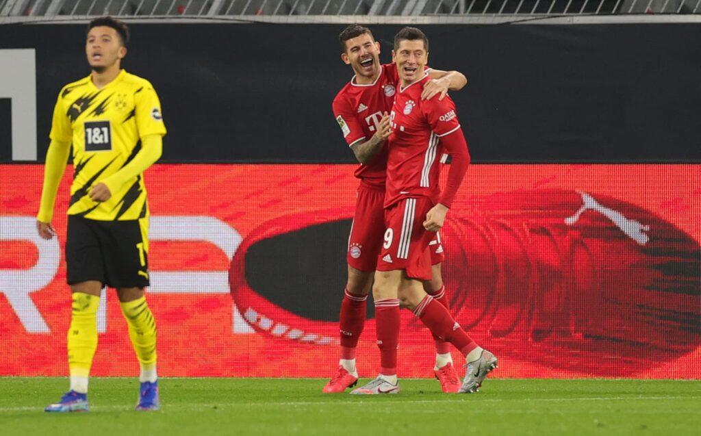 MVP: Lewandowski Klassiker