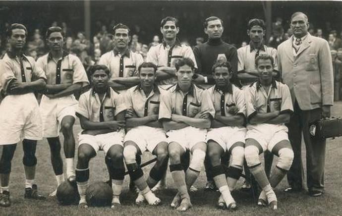 nazionale olimpica indiana calcio 1948