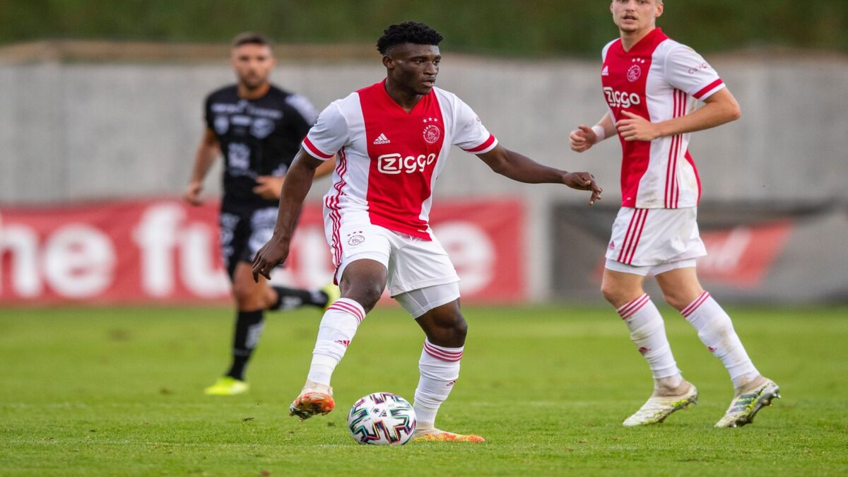 Mohamed Kudus Ajax