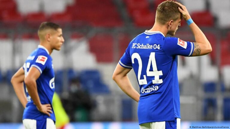 Schalke 04 crisi