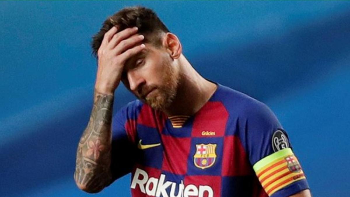 Messi dubbi incertezze al Barcellona