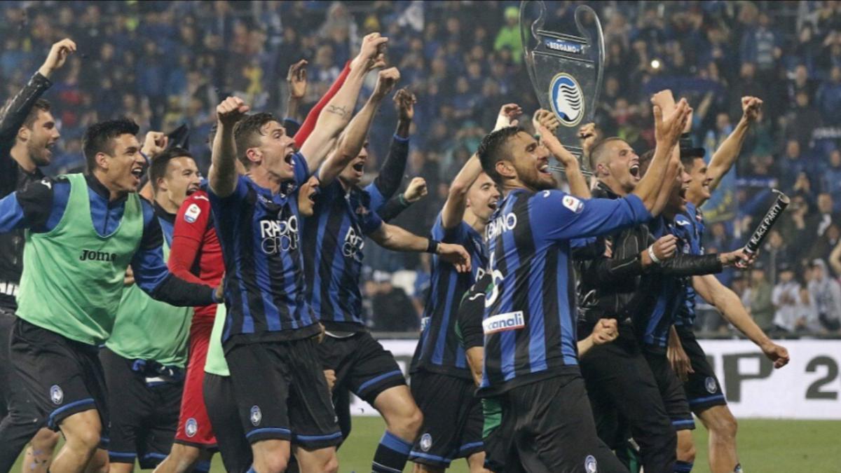 debuttanti Champions League