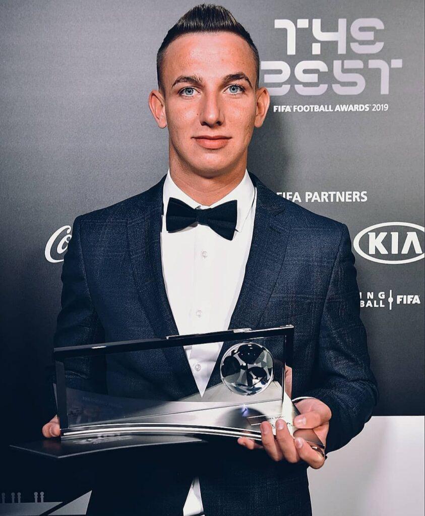 Puskas Award 2020: L'ungherese Daniel Zsori del Debrecen, vincitore del Puskas Award 2019