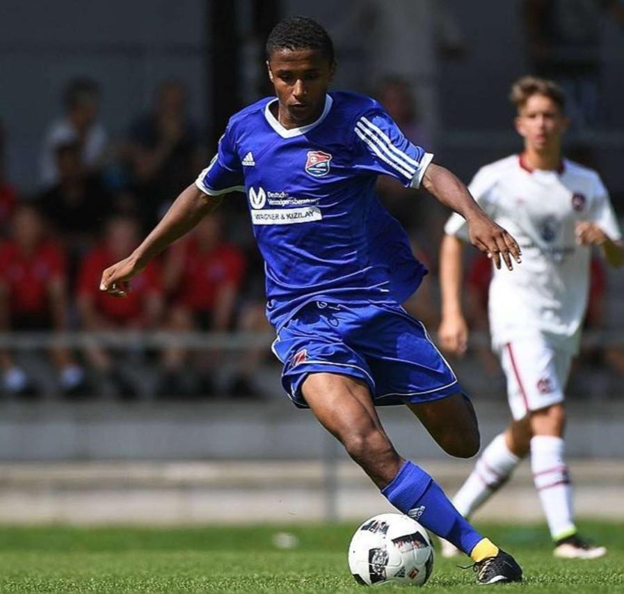 Karim Adeyemi Spielvereinigung Unterhaching