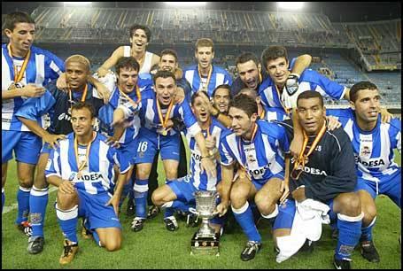 Il magico Deportivo del 2000