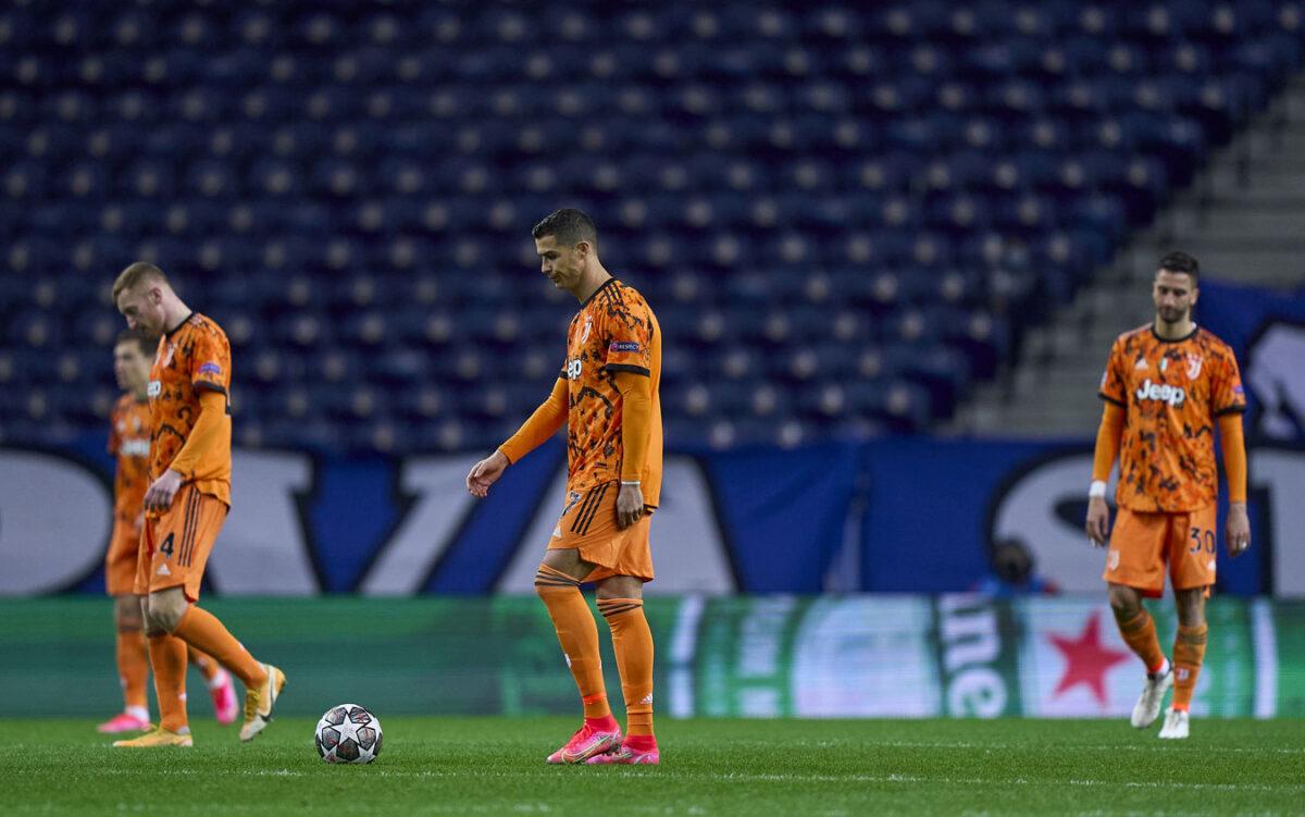 Porto Juventus 2-1
