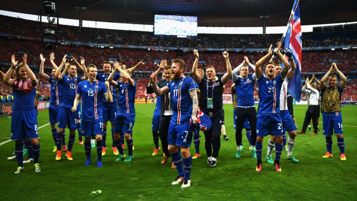 Nazionale Islandese calcio