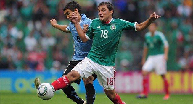 Tostado nella finale del Mondiale Under 17 del 2011
