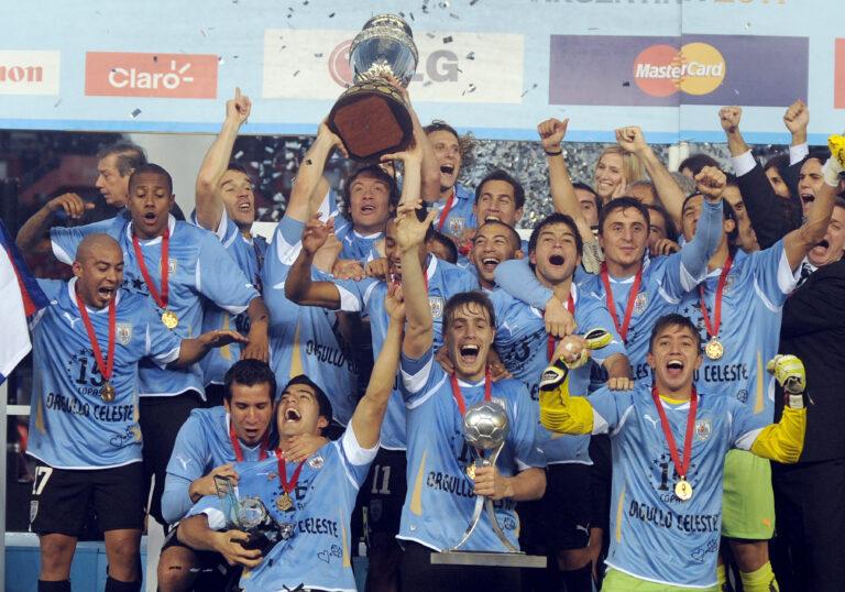 Federazione Uruguay anniversario