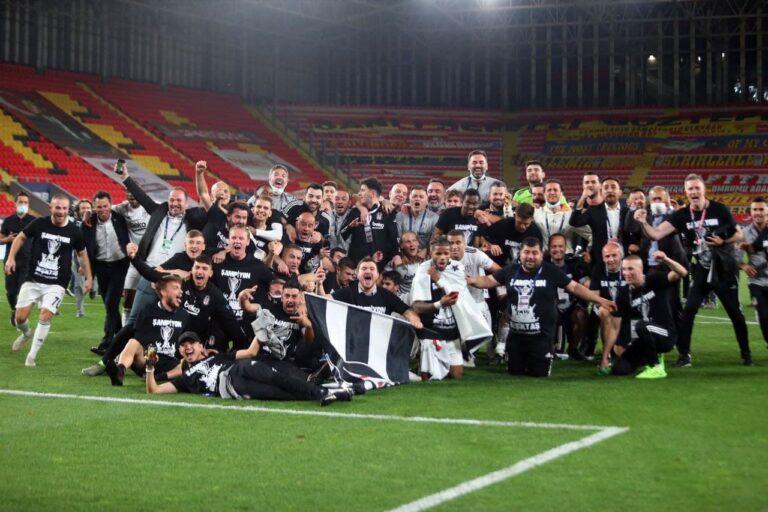 Süper Lig Beşiktaş
