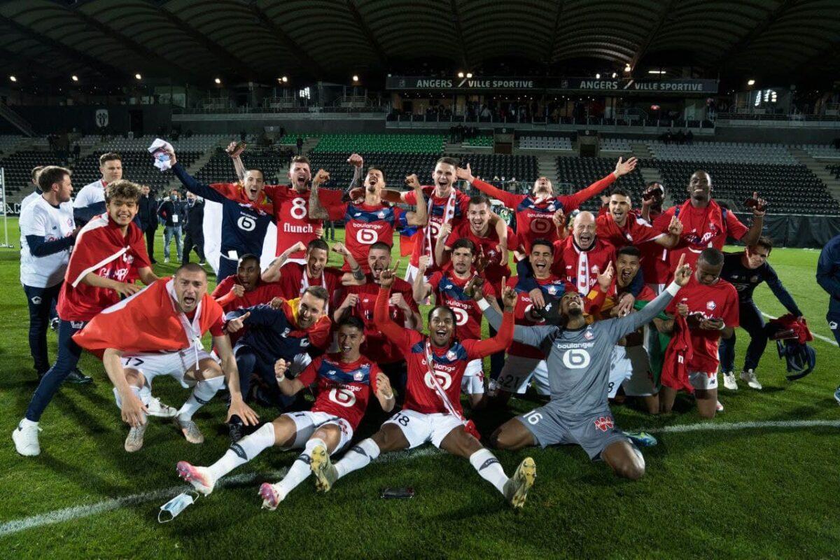Lille campione di Francia