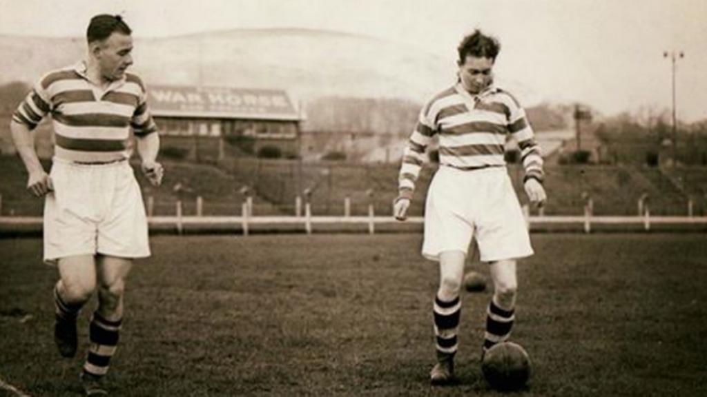 Jimmy Jones Linfield Belfast Celtic