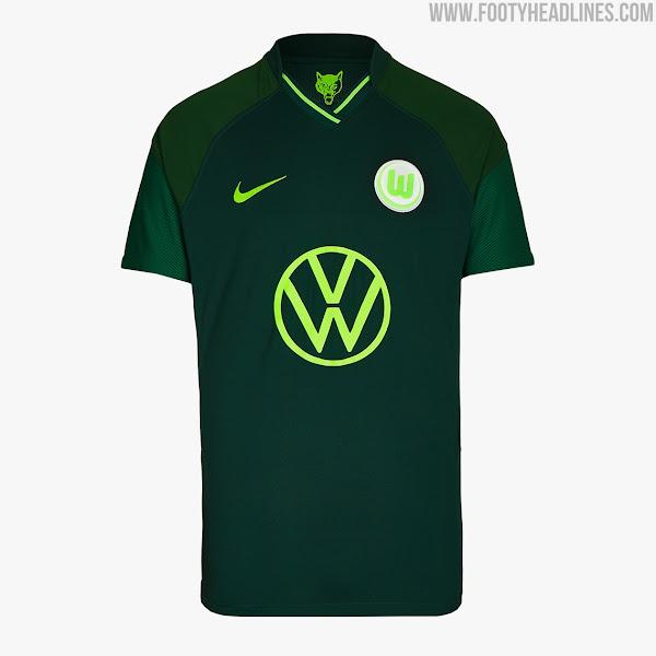 Maglia Wolfsburg