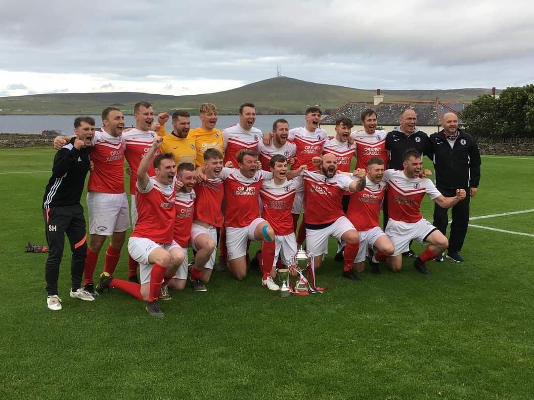 Milne Cup Shetland Orcadi