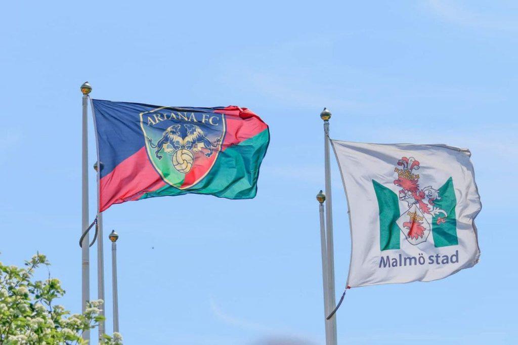 Ariana FC  Malmö