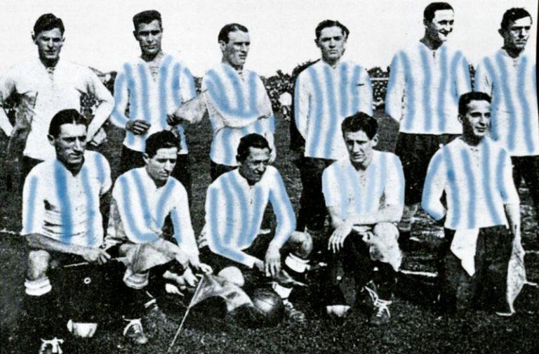 Campionato Sudamericano 1921 Argentina